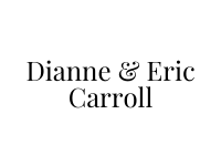 Dianne and Eric Carroll